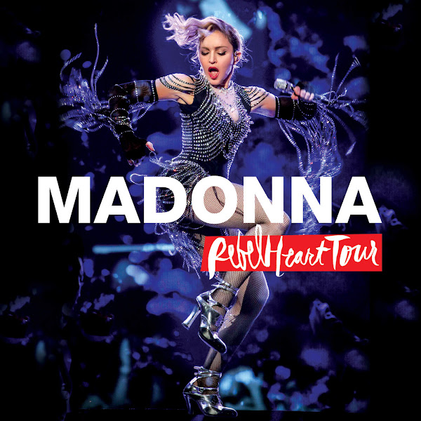 Madonna - La Isla Bonita (Live) - Single Cover