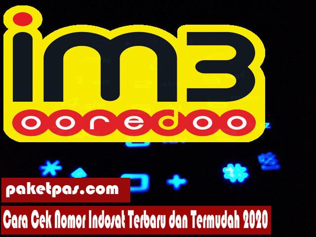 Cek Nomor Indosat Oreedoo