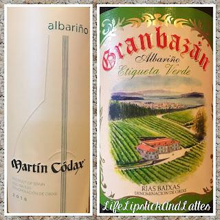 Martin Codax, Granbazan, Albarino, Rias Baixas, white wine, seafood wine,