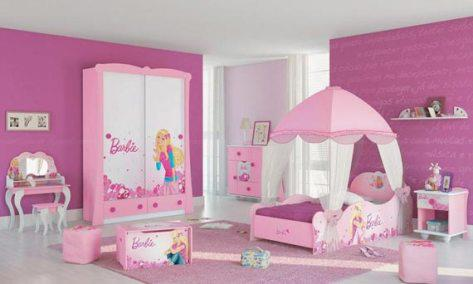 barbie bedroom for girls - photo #10