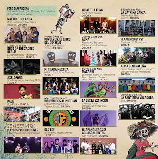 programa festival calaveras aguascalientes 2019