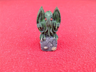 A Cthulhu model by Crooked Dice