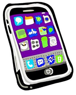 Современный мобильный телефон