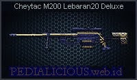 Cheytac M200 Lebaran20 Deluxe