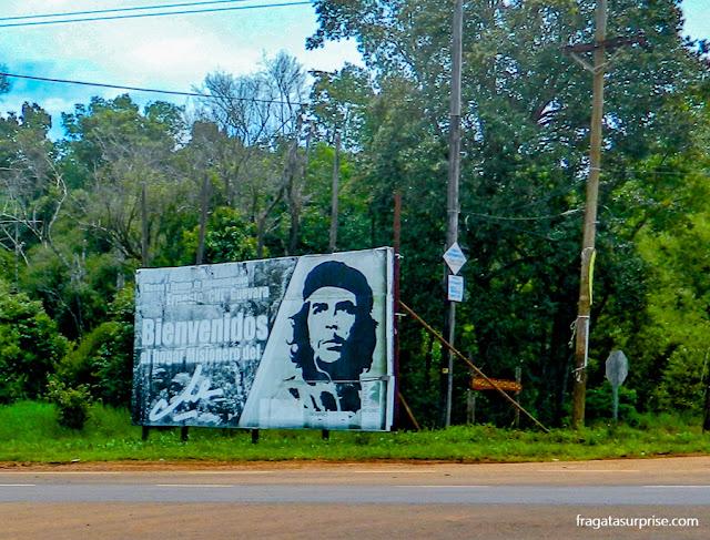 Casa de Che Guevara em Caraguatay, Misiones, Argentina