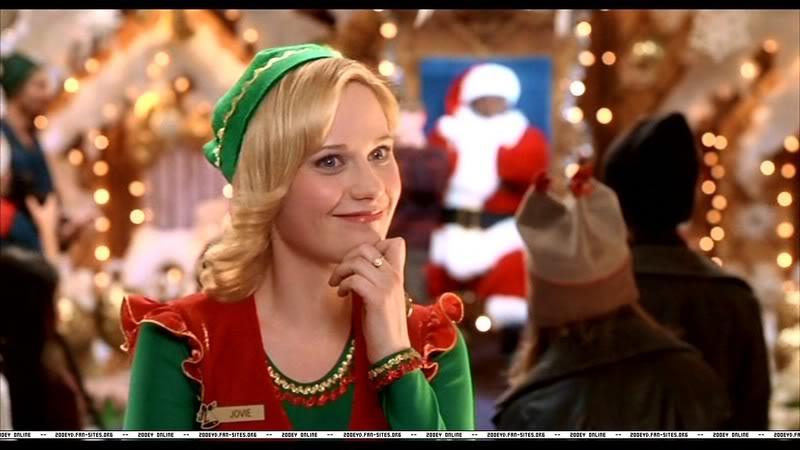 Zooey Deschanel: Zooey Deschanel Elf