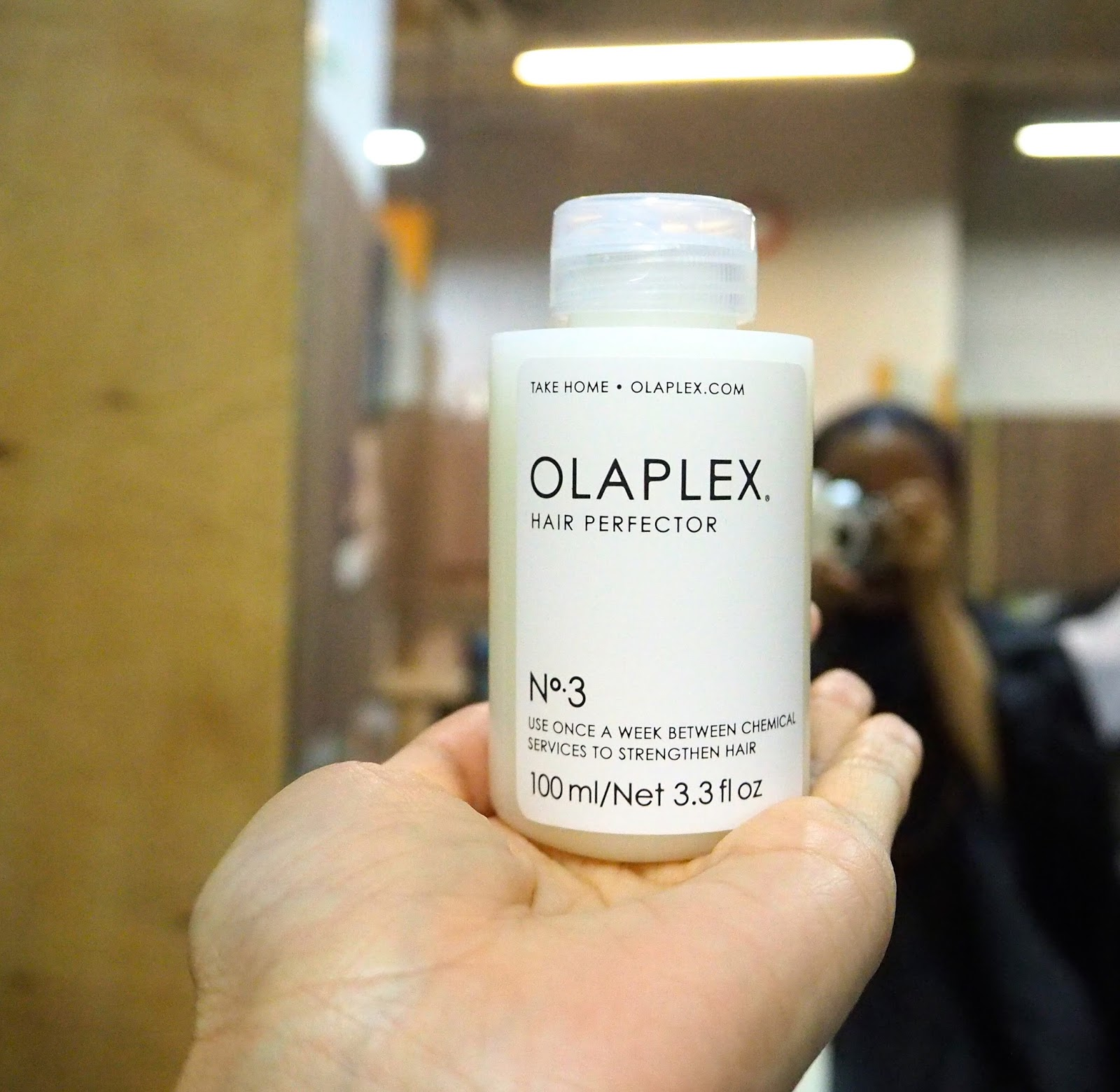 how to use olaplex no 2 at home