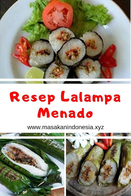 RESEP LALAMPA LEMPER KHAS MANADO