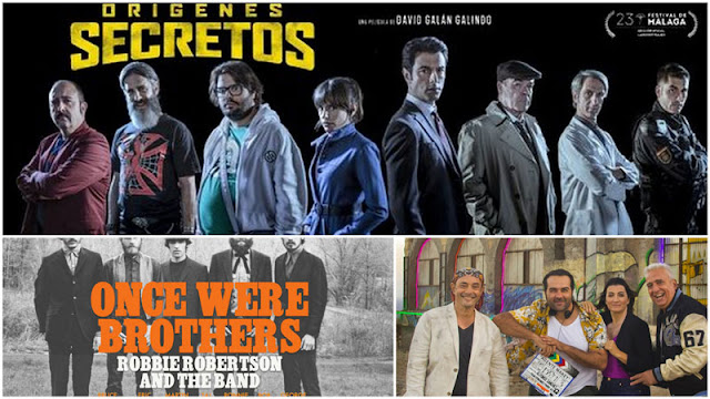 Tráiler de 'Orígenes secretos', 'Once Were Brothers.Robbie Robertson and The Band'