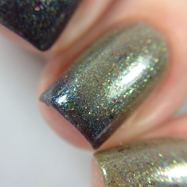 Fanchromatic Nails-Other Worlds Than These