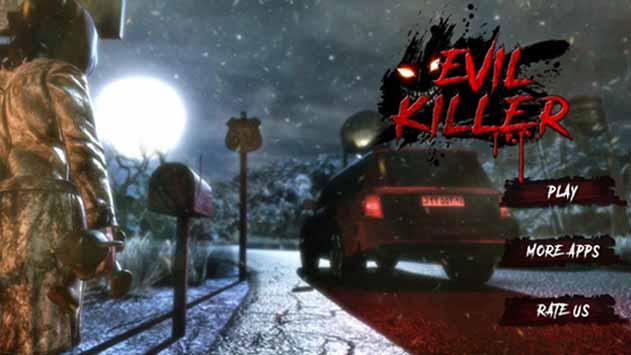 Evil Killer MOD APK (Unlimited Health) v1.2 Android Game Download
