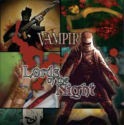 Preternatural Strength Lords of the Night V:TES VTES