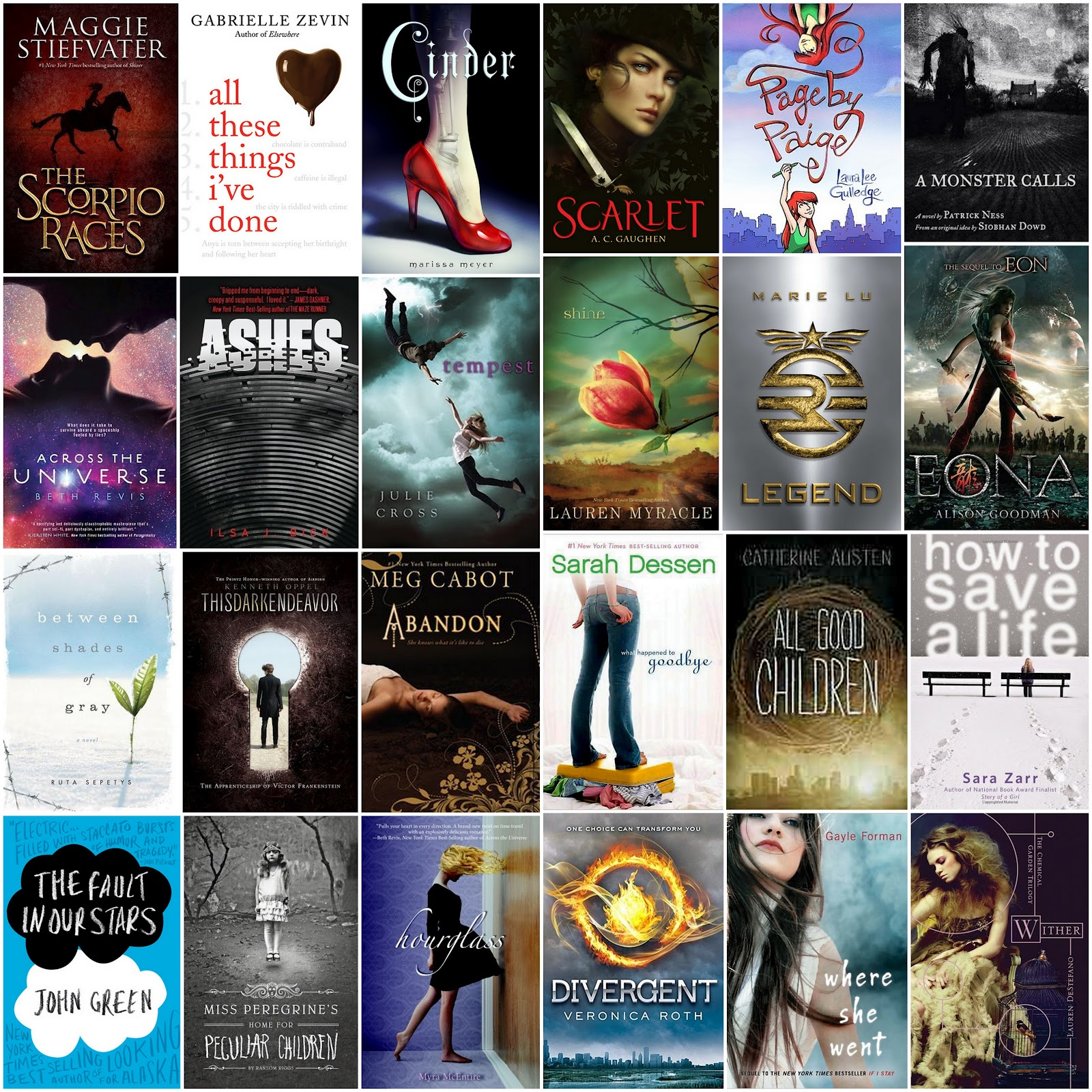 books teens teen movies ten read popular famous yalsa christian teenagers nominations amazing fiction center titles library nominees adult collage