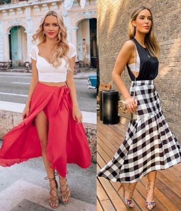 12 Looks inspiração para o verão, Maddie, Giovanna Morete