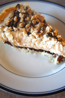 Truffle Toffee Pie: Savory Sweet and Satisfying
