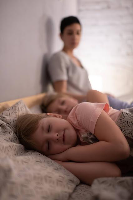Rutinitas Waktu Tidur yang Sehat untuk Anak