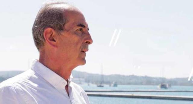 Συλλυπητήρια για τον θάνατο του Δ. Σφυρή από τον Περιφερειακό Σύμβουλο Αναστάσιο Γανώση
