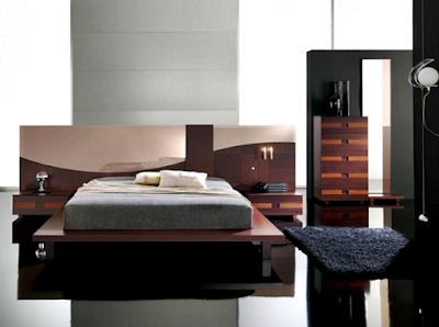 15 Desain Tempat Tidur Minimalis Modern Terbaru 2016 - 008