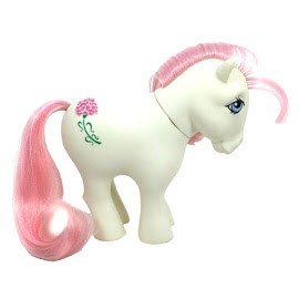 My Little Pony January Carnation Year Five Alternate Birthflower Ponies G1 Pony