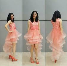 model Gaun Pendek wanita Modern Terbaru