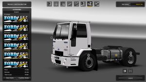 Truck - Ford Cargo 4331
