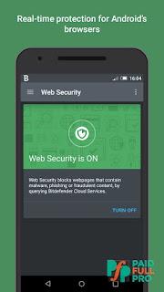 Bitdefender Mobile Security And Antivirus Premium APK