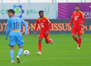 اهداف مباراة الباطن والقادسية (2-2) الدوري السعودي