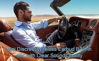 Bluetooth USB Rechargeable Mini Wireless Earbud Under Rs.600($9)