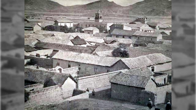 Antiguamente: Achacachi provincia Omasuyos del departamento de La Paz.