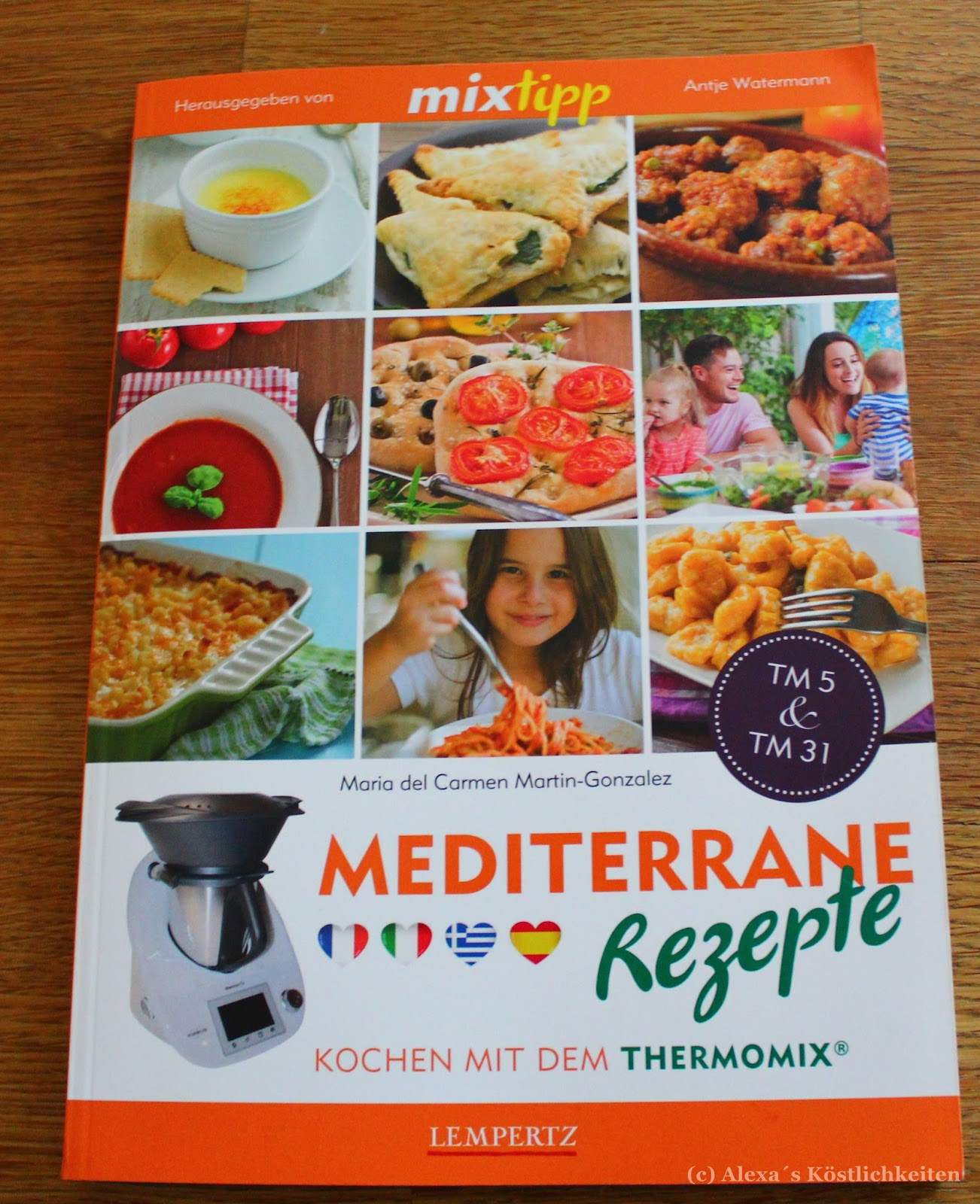 Thermomix Mediterrane Küche Alexas Köstlichkeiten Rezension Mediterrane And Party