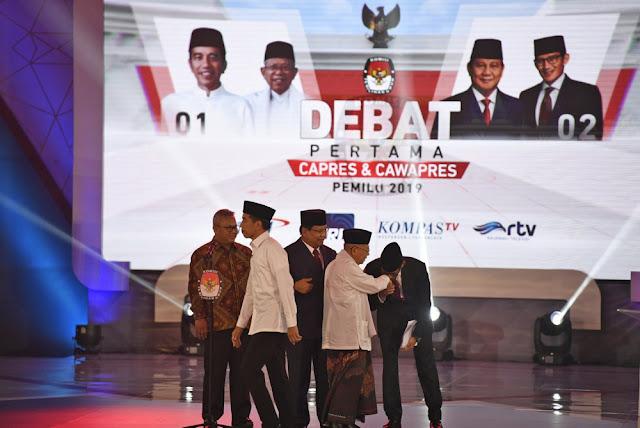 Mencari 'Lelananging Jagad' Melalui Debat Presiden