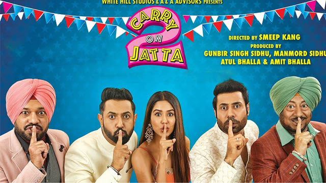 Carry on Jatta 2 Full Movie Download Djpunjab Filmywap