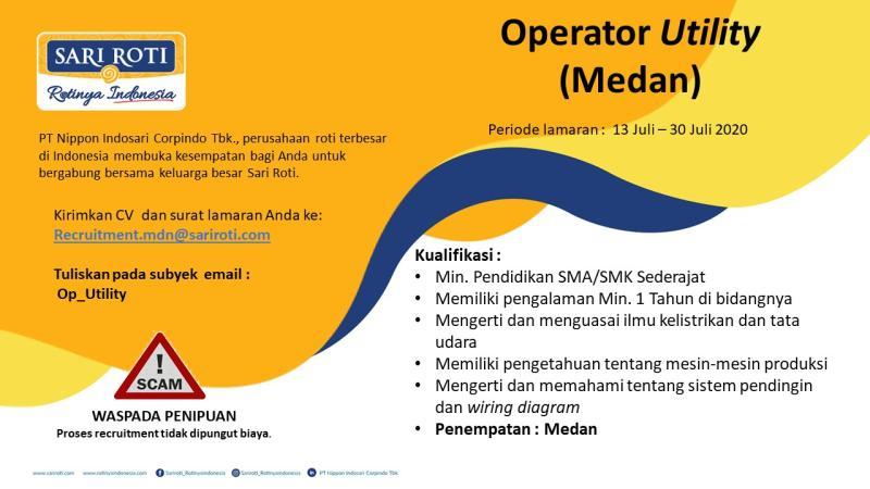 Lowongan Kerja Sma Smk Pt Nippon Indosari Corpindo Tbk Juni 2021 Karer Id