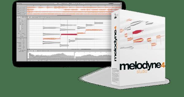 Celemony - Melodyne Studio 4 v4.2.0.20 Full version for free
