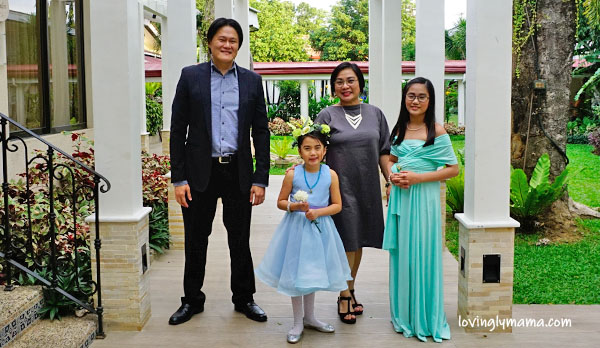 motherhood verse- Christianity - faith - happy mom - Ephesians 4:6 - Isaiah 40:11 - daughters - Lovingly Mama - Cebu wedding - formal picture - flower girl dress - kids fashion - parenting - family formal portrait - Cebu trip