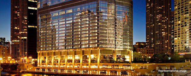 Trump Tower di Mumbai.