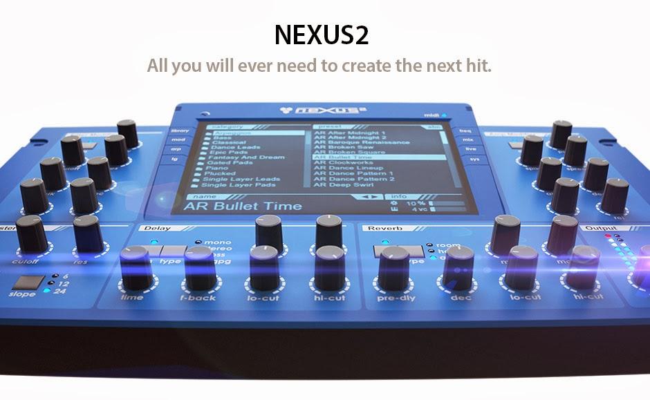 Refx nexus 2 1 1