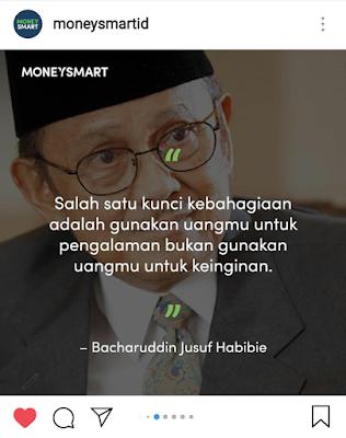 platform money smart sebagai layanan edukasi digital tentang ekonomi