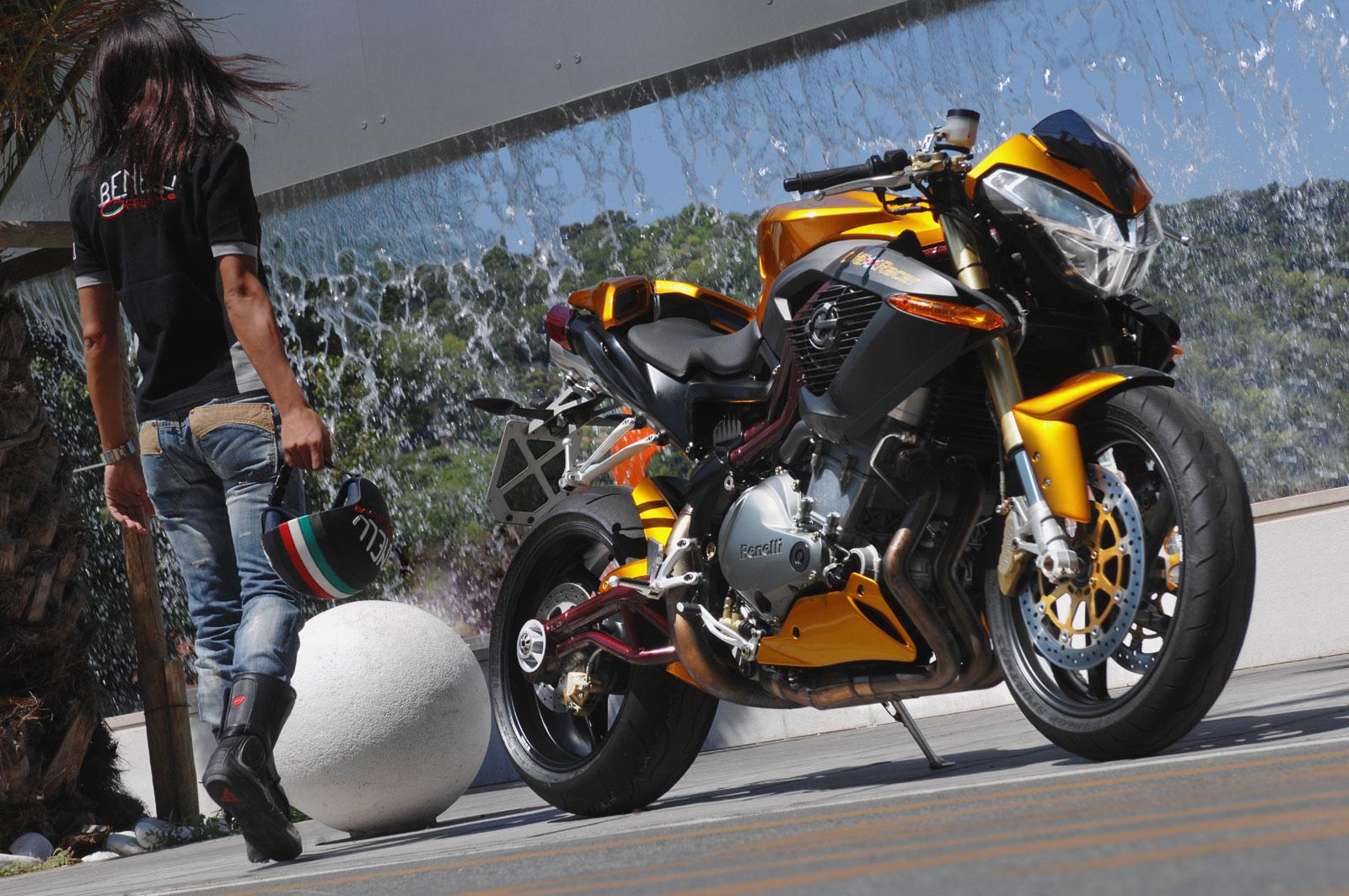 dynamite on 2 wheels - the benelli tnt cafe racer 1130 ~ return of