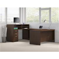 Ergonomic U Desk