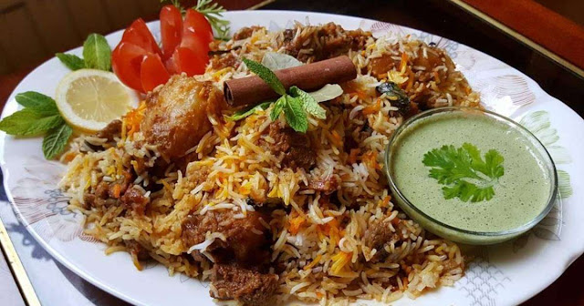 Mutton Biryani   Easy to make mutton dum biryani at Home