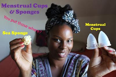 Menstrual Cups Menstrual Sponges