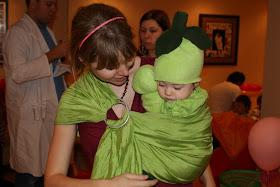 Babywearing Costume