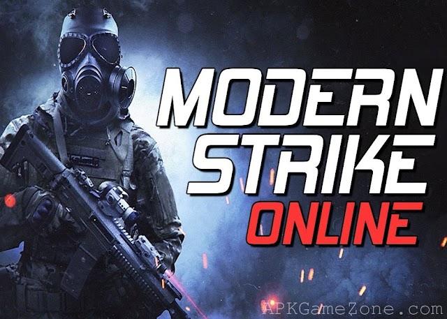 تحميل وتنزيل لعبة Modern Strike Online 1.36.1 APK للاندرويد