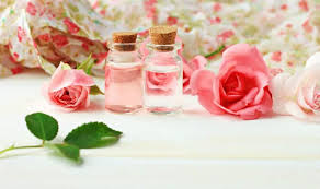 rosewater for eyes