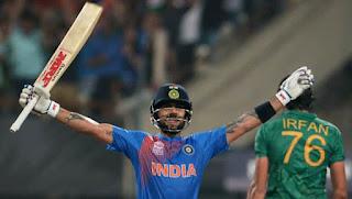 India vs Pakistan 19th Match ICC World T20 2016 Highlights
