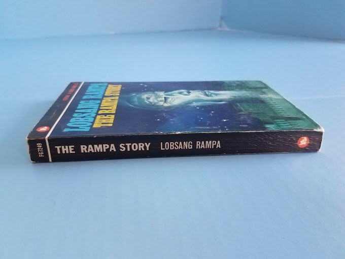 Câu chuyện của Rampa