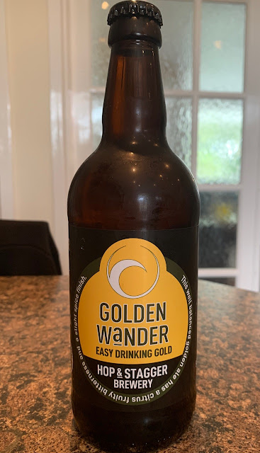Golden Wander Beer