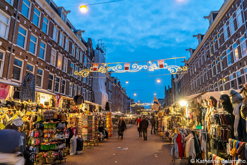 Albert Cuypmarkt Things to Do Amsterdam Vacation