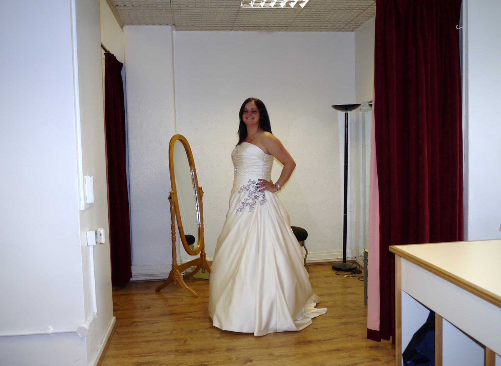 Magic Stitches: Wedding Dresses And Bridal Alteration